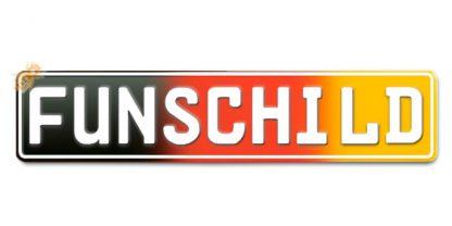 Fun-Schild Deutsch - die nächste WM kommt bestimmt